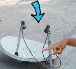 Yahsat 52.5 E and DD Free Dish  Dish Setting on 60 CM Dish Antenna
