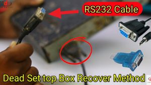 RS 232 Cable TO USB COM Port Converter Driver Installation